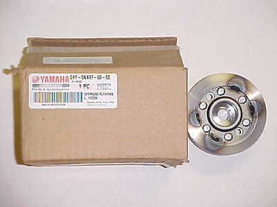 GYTR GYT-R Off Road Flywheel Genuine Yamaha YZ250 YZ 250 03-15 GYT-5NX97-50-50