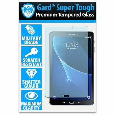 Genuine Premium Tempered Glass Screen Protector for Samsung Galaxy Tab A 10.1