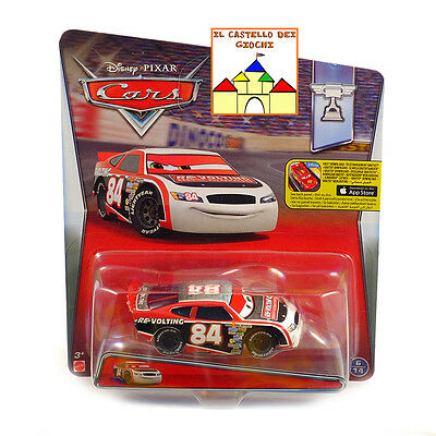 CARS Personaggio DAVEY APEX in Metallo scala 1:55 by Mattel Disney