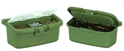 Plano Belt Bait Bucket 3 Compartment Tackle Organizer Fishing Trout Lake Bass