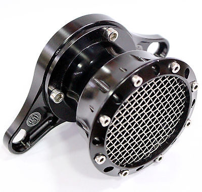 CNC Black Velocity Stack Air Cleaner For Harley Sportster XL883 XL1200 1991-2016