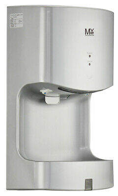 ABS Plastic Hand Dryer Commercial Automatic 1300W