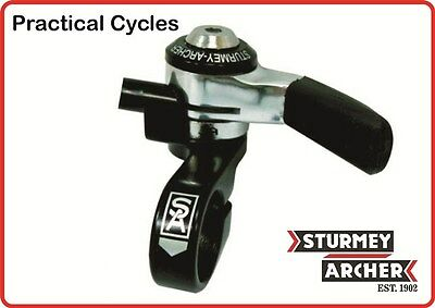 Sturmey Archer 3 Speed Gear Shifter bar or downtube fit - SLS30-T