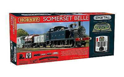 Hornby R1125, Somerset Belle Digital Train Set