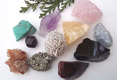 Natural CRYSTAL, MINERAL & FOSSIL SPECIMENS - Massive Choice! Healing Gemstones!