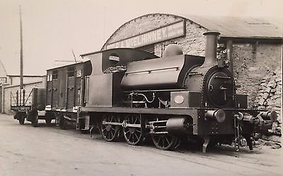 Londonderry & Lough Swilly Derry Railway Photograph Trains