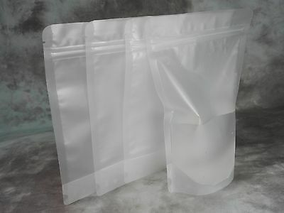 Stand Up Zip lock Water Collection Bags, 5pc set for Survival, emergency, EDC