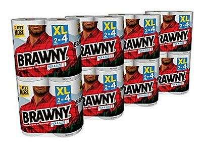 Kitchen Dining Features Paper Towels Brawny 16XL (32 Regular Rolls) Pick-A-Size