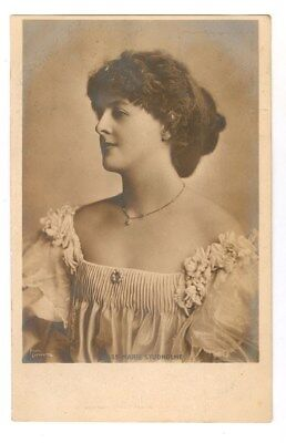 Stage Actress Marie Studholme Photo Postcard Free Shipping