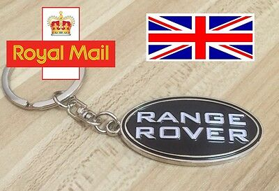 Range Rover Keyring NEW - Land Rover Key Ring — A6