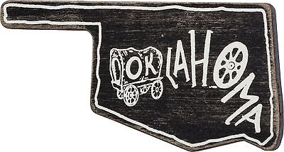 OKLAHOMA Primitives by Kathy State Series Magnet