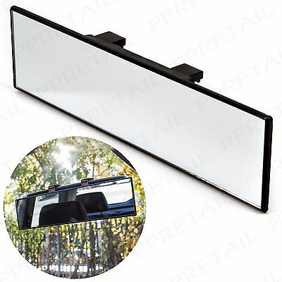 UNIVERSAL WIDE ANGLE REAR VIEW INTERIOR MIRROR Clip On Learner Instructor Driver