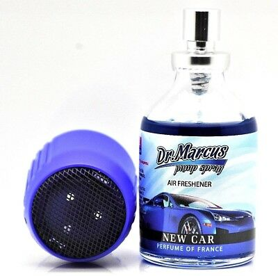 NEW CAR smell Pump Spray Dr.MARCUS High QUALITY AIR FRESHENER Ideal PERFUME 50ml