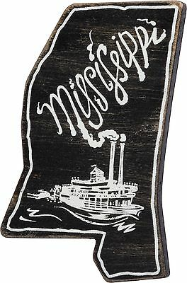 MISSISSIPPI Primitives by Kathy State Series Magnet