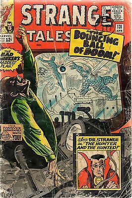 Strange Tales # 131 / Good- / The Bouncing Ball Of Doom.