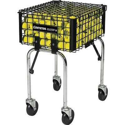 GAMMA Ball Hopper Travel Cart 220 for Tennis Balls Training Aid