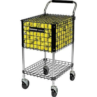 GAMMA Ball Hopper Brute Cart 325 for Tennis Balls Training Aid