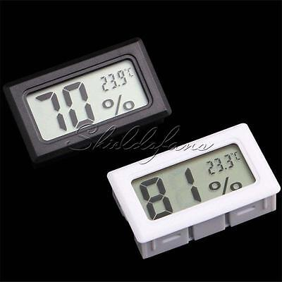 Digital LCD Thermometer Hygrometer Humidity Indoor Temperature Meter New