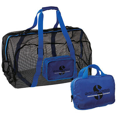 Scubapro Bags Mesh Bag Pocketable 92L 53-013-200 dive gear bag snorkeling - AU