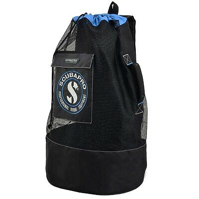 Scubapro Bags Mesh Sack 80L 53.369.000 dive gear bag Snorkeling Free Diving - AU