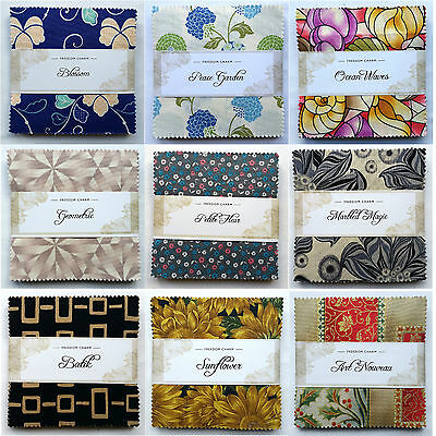 """Charm Pack 100% Cotton Squares 42 Pack Quilting Patchwork Crafts, Sewing 5"""" x 5"""""""