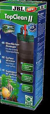 JBL TopClean II Surface Skimmer all External Aquarium Cannister Filter fish tank