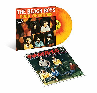 "The Beach Boys - Good Vibrations (50Th Anniversary) - New 12"" Ep"