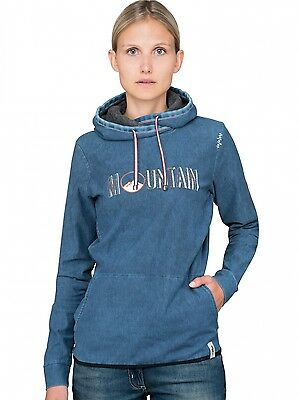Chillaz Crossneck Hoody Damen