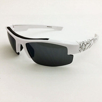 Under Armour *youth* Nitro L Sunglasses  Shiny White / Gray Multiflection  16611