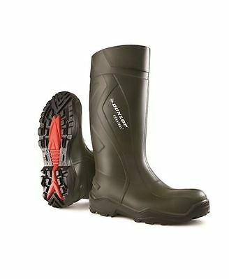 Dunlop Purofort Plus Full Safety Mens Ladies Wellington Welly Wellies TRL-1193