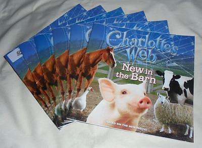 Guided Reading: Set of 6 Charlotte's Web: New in the Barn
