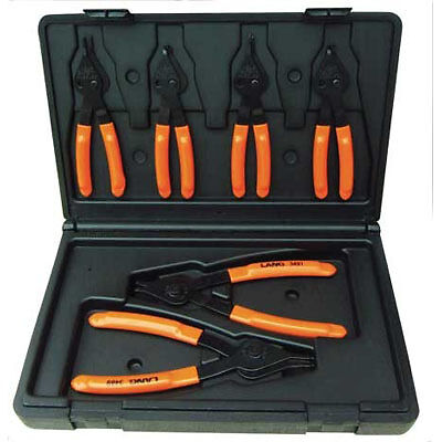 Lang Tools 3497 6 piece Combo Snap Ring Pliers