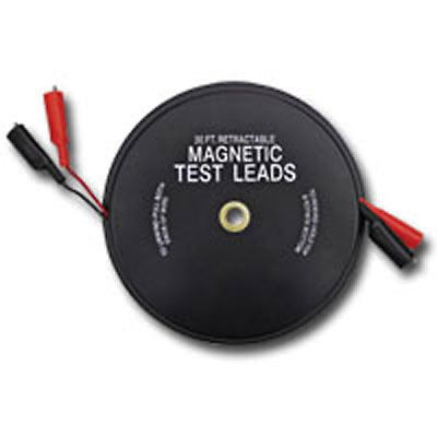 Lang Tools 1138 Magnetic/Retractable Test Lead 2 X 30 ft.