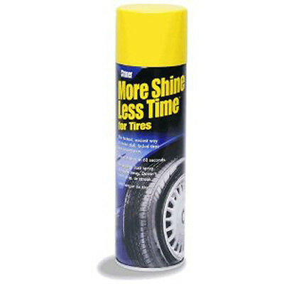 Stoner Invisible Glass 91046 More Shine for Tires - 6 per Case