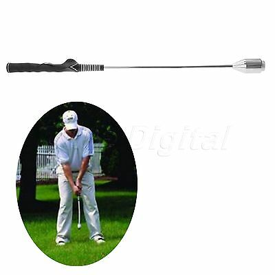 Golf Swing Grip Handle Indoor Trainer Promotion Warm Up Practice Training Aid
