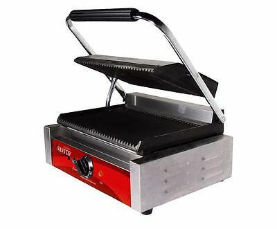 Panini Sandwich Grill Press Commercial Kitchen, Electric, Food Truck, Deli Shop