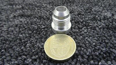 AN-6 AN6 ALUMINIUM WELD ON BUNG Hose Adapter Fuel Oil Fit VOLVO CARS