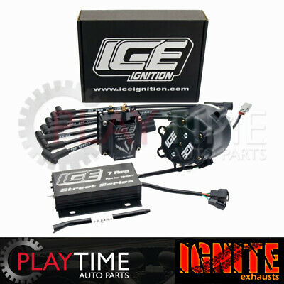 Ice Ignition 7 AMP Digital Street Ignition Kit Holden 253 308 355 383 V8 Carb IC
