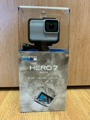 GoPro HERO5 Black Edition 4K HD Waterproof Camcorder Action Camera 32GB SD-Card