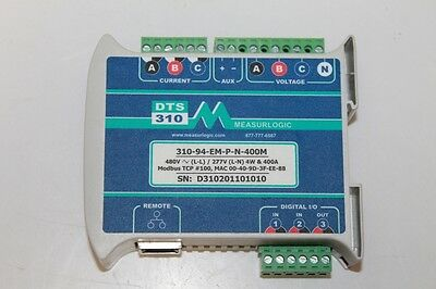 DTS 310 Line Powered 3 Phase Energy Sub-meter