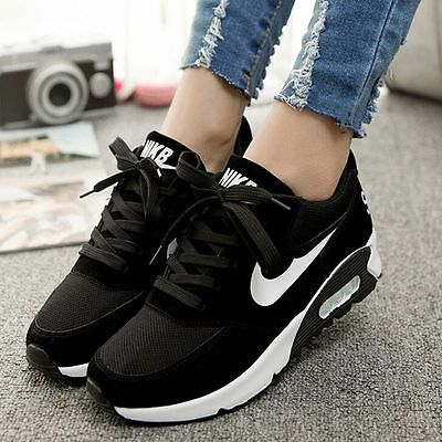Fashion Women's Breathable Sneakers Smart Casual Sports Running Training Shoes