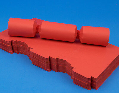 100 MINI Rose Red Make & Fill Your Own Cracker Boards
