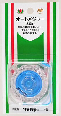 Tulip SO-040 Automatic Tape Measure 2.0m (No Choice In Color)