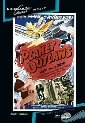 Planet Outlaws [New DVD] Manufactured On Demand