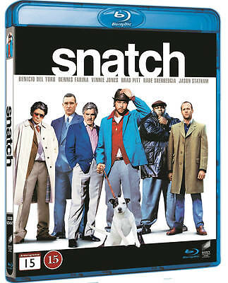 Snatch (Region Free) Blu Ray