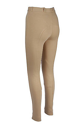 Horse Riding Womens Ladies Soft Stretchy Jodphurs/jodhpurs Jods Beige