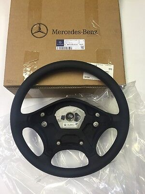 Genuine Mercedes Benz Sprinter Steering Wheel A906 464 02 01/  9E37