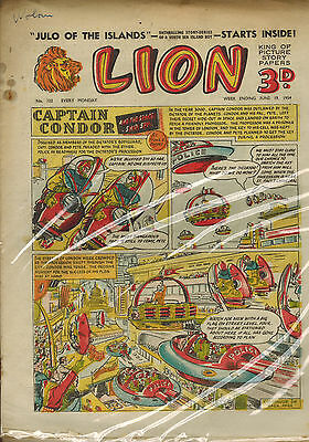 LION COMIC No. 122-134 from 1954 LOOK! 13 issues!