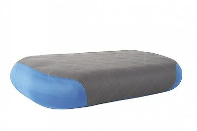 Sea to Summit Aeros Premium Pillow Deluxe Blue