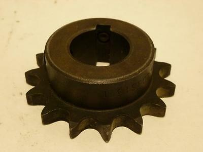 """138033 Old-Stock, Martin 40BS15-1 Sprocket #40 15T 1"""" Bore"""